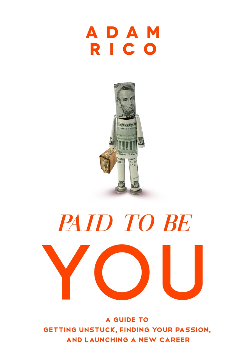 Paid to be you concept 4 white